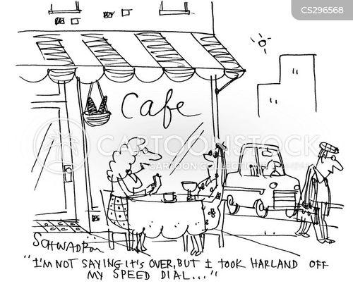 splitting-up cartoon