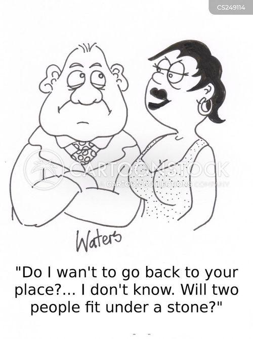knock back cartoon