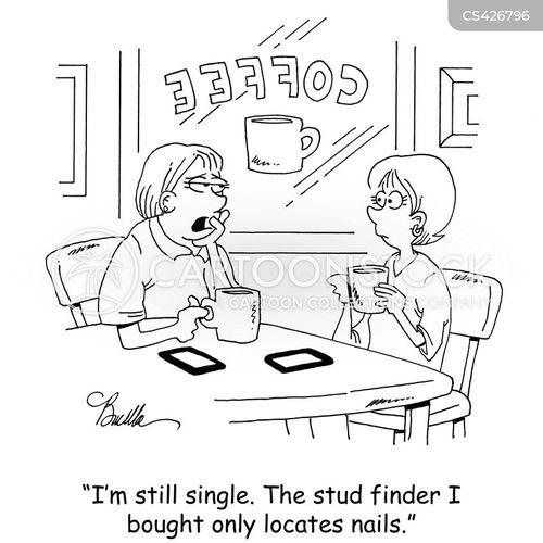 dating tips cartoon