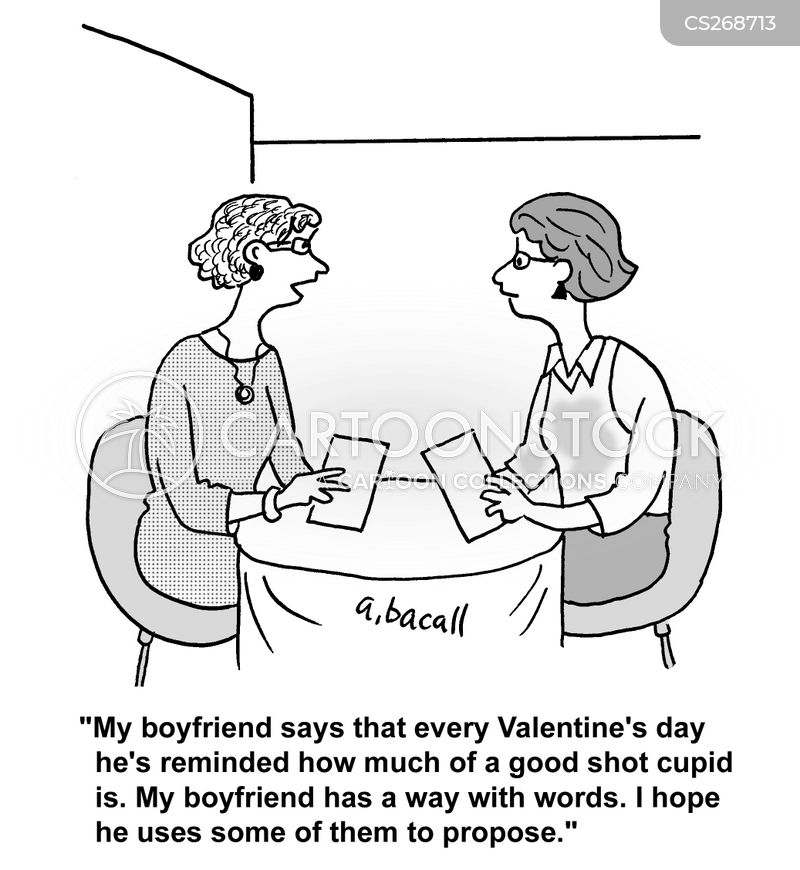 Valentines Cards Cartoons and Comics  funny pictures from