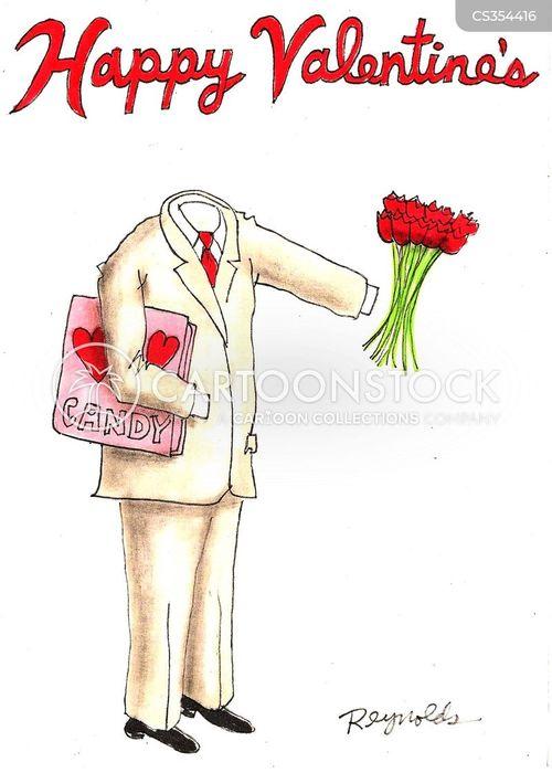 valentines days cartoon