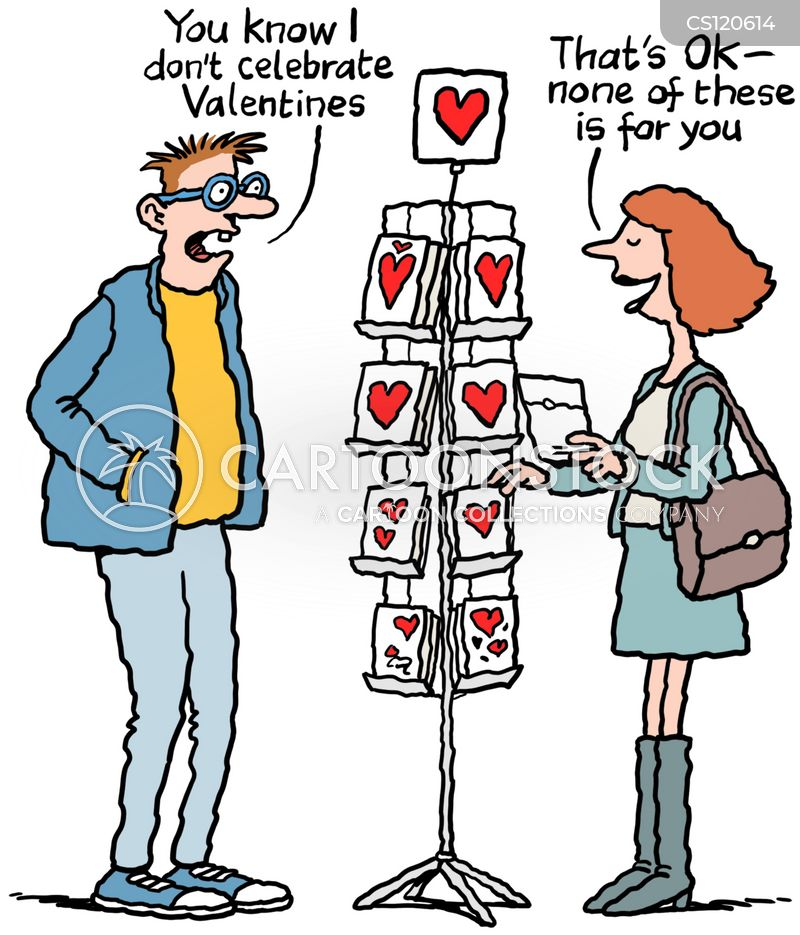 Valentines Day Cartoons And Comics Funny Pictures From Cartoonstock