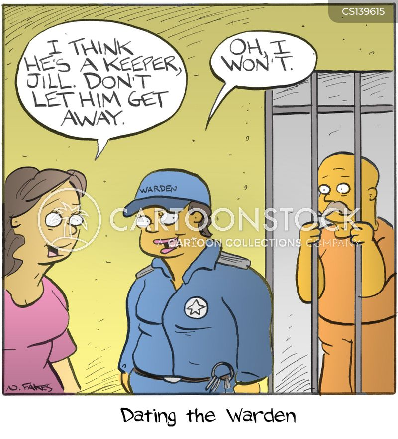 wardens cartoon