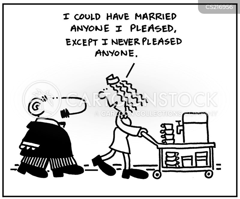 engages cartoon