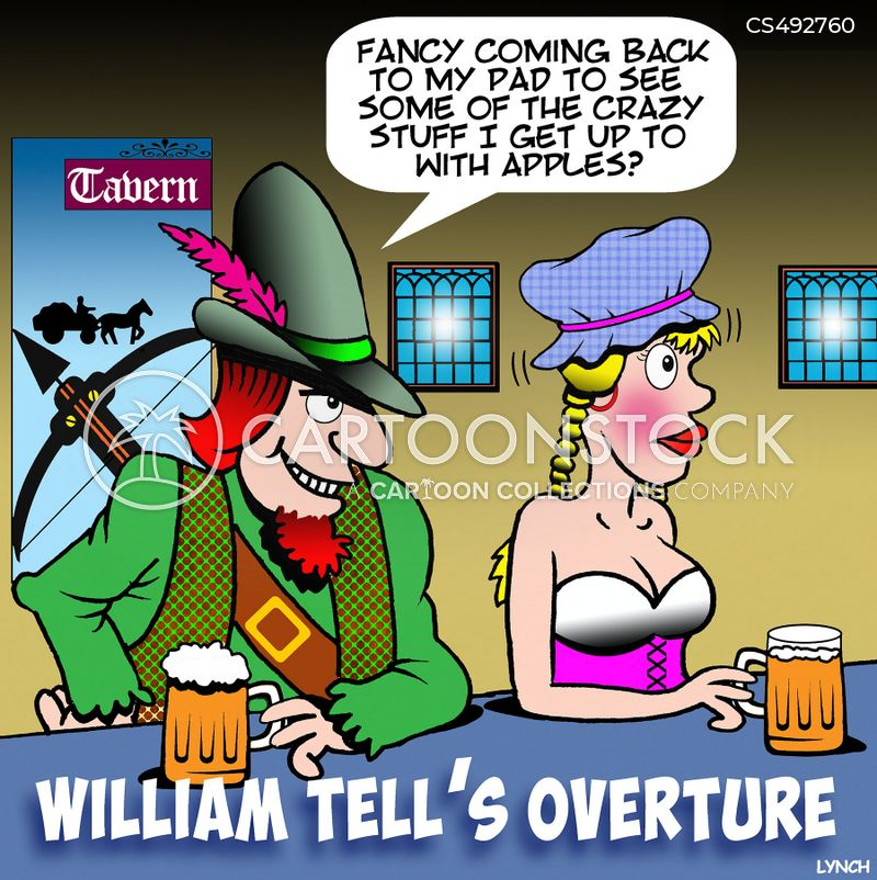 overtures cartoon