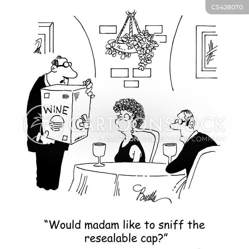 Image result for wine snob cartoon