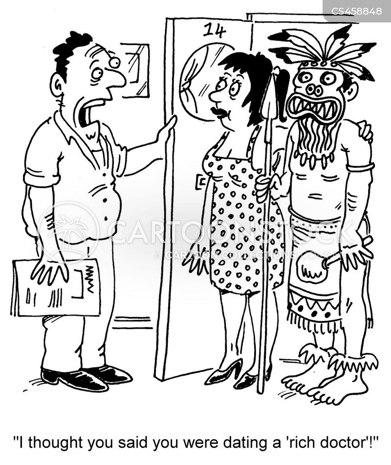 witch-doctor cartoon