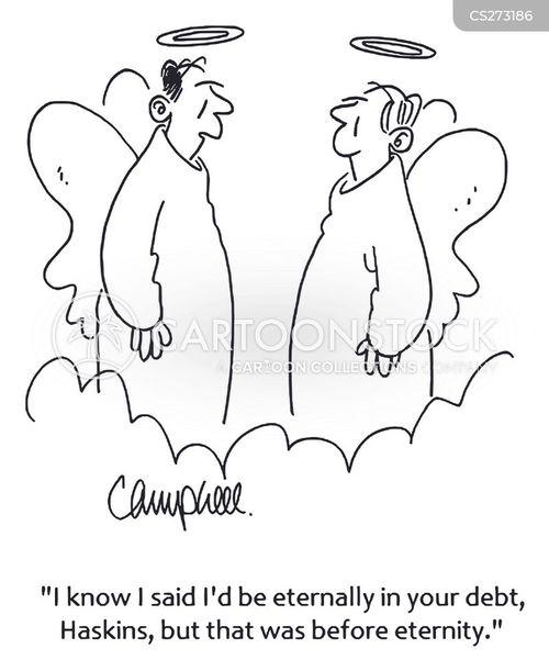 obligations cartoon