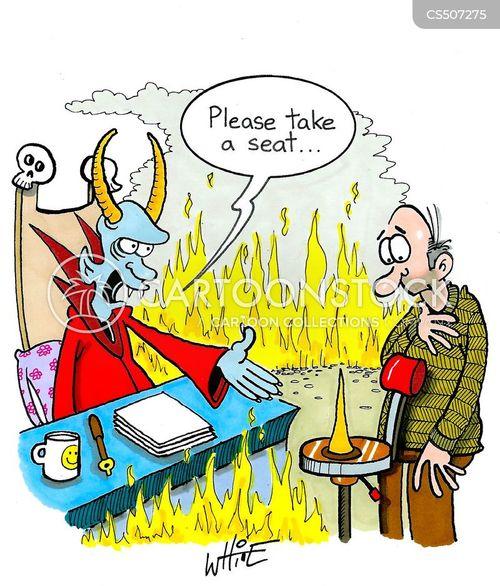 torments cartoon
