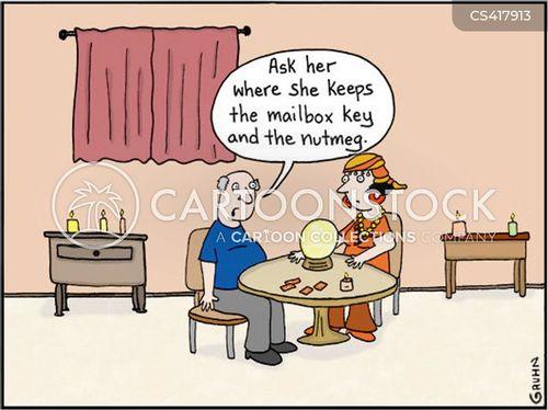 widowers cartoon