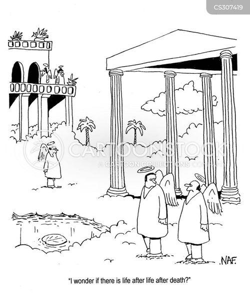 big questions cartoon