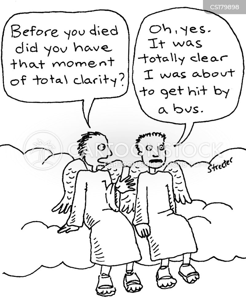 clarity cartoon
