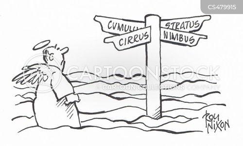 nimbus cartoon