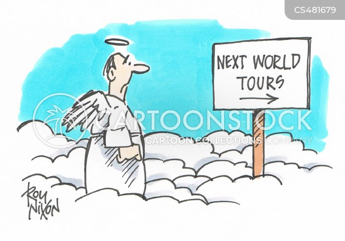 world tours cartoon