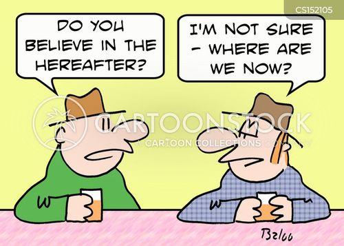 hereafter cartoon