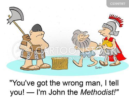 john cartoon