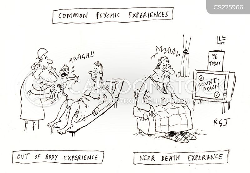 physic experiences cartoon