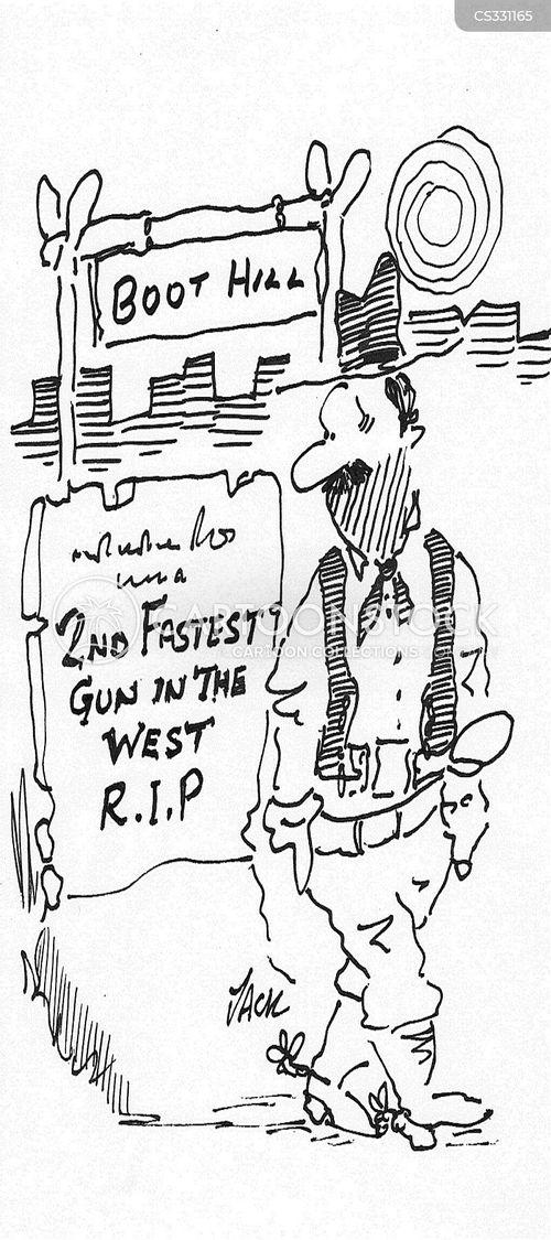 boot hill cartoon