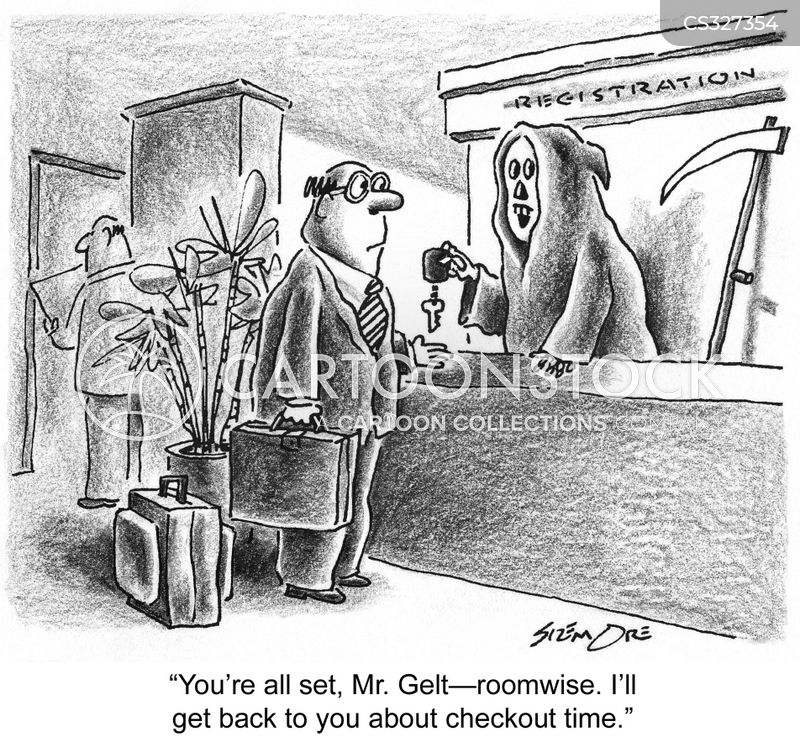 Business Travelling Cartoons and Comics - funny pictures ...