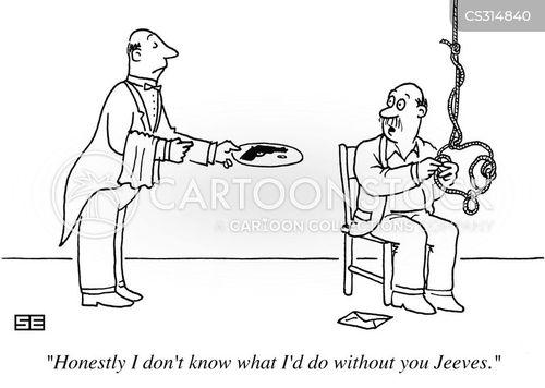 assisted death cartoon