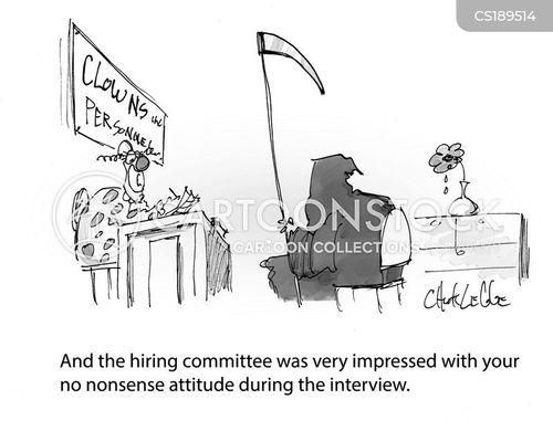 good impressions cartoon