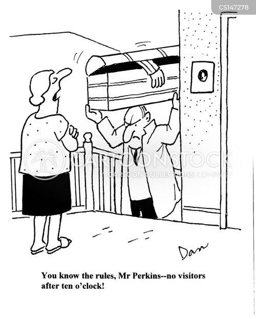 proprietor cartoon