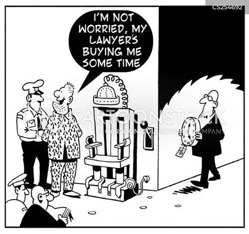 buying time cartoon