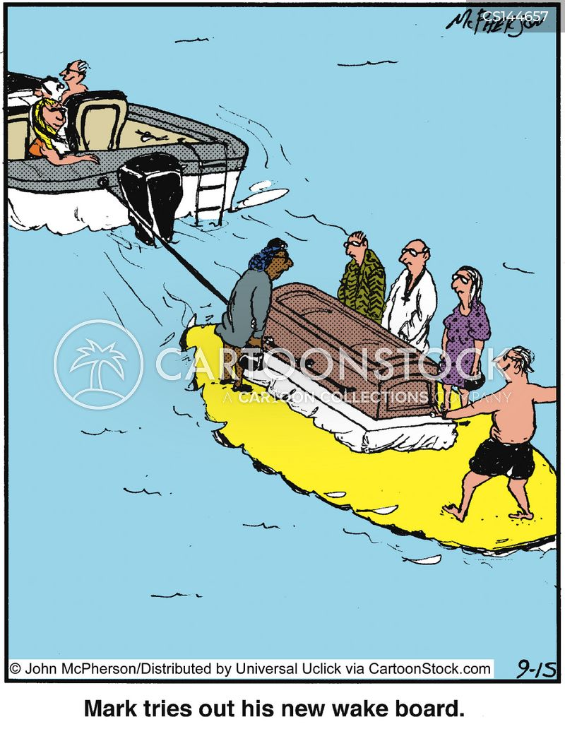 motorboats cartoon