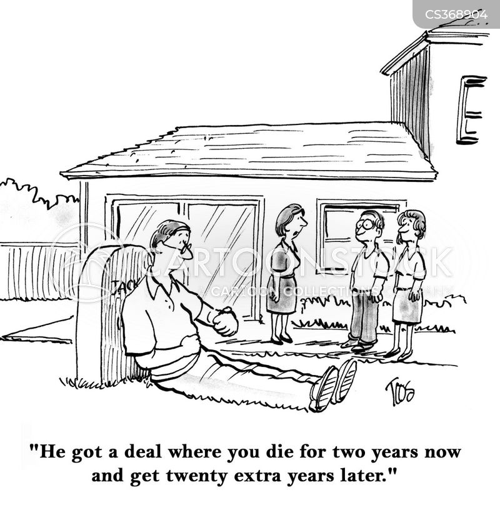 special deals cartoon
