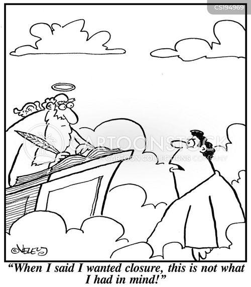 personal growth cartoon