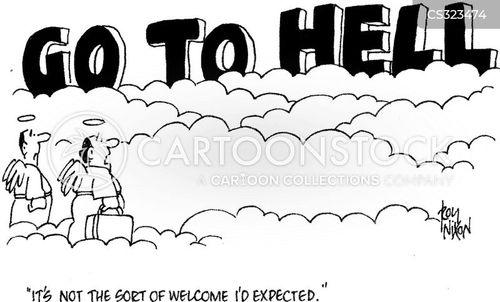arrival lounge cartoon
