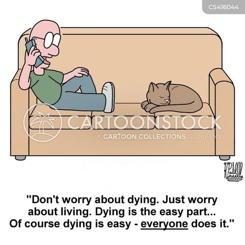 morbid cartoon