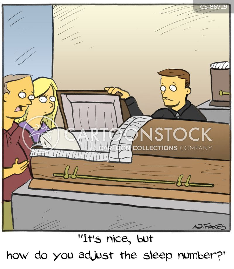 mortality cartoon