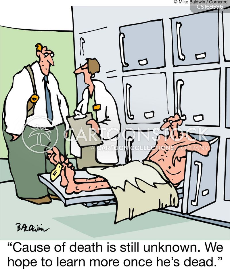 Dead Bodies Cartoons and Comics - funny pictures from ...