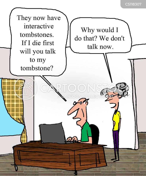 interactive cartoon
