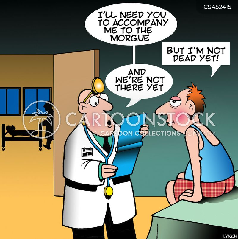 bad diagnoses cartoon
