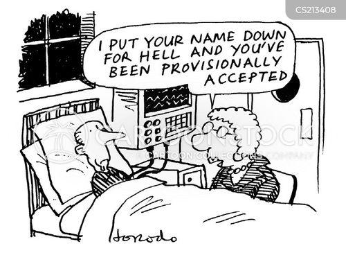 provisions cartoon