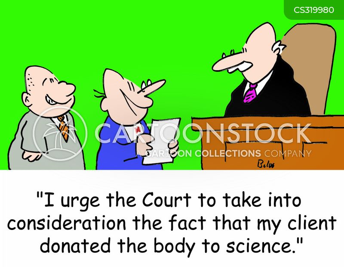 donating body to science cartoon