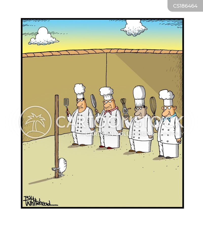 egg beaters cartoon