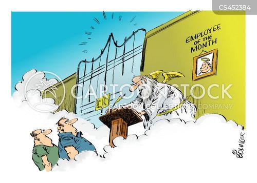 month cartoon
