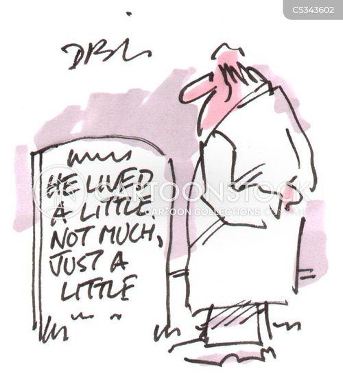 quiet life cartoon
