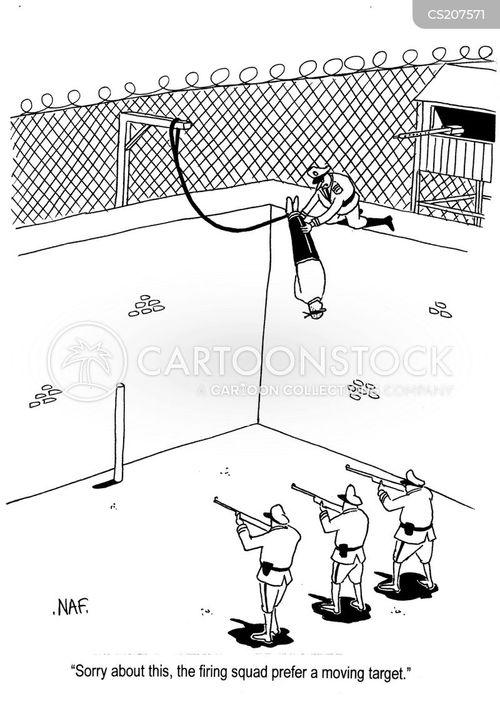 death penalties cartoon