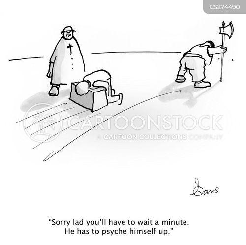 psyche cartoon