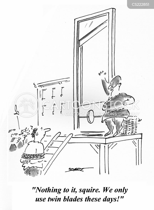 executors cartoon