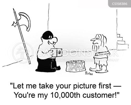 captial punishment cartoon