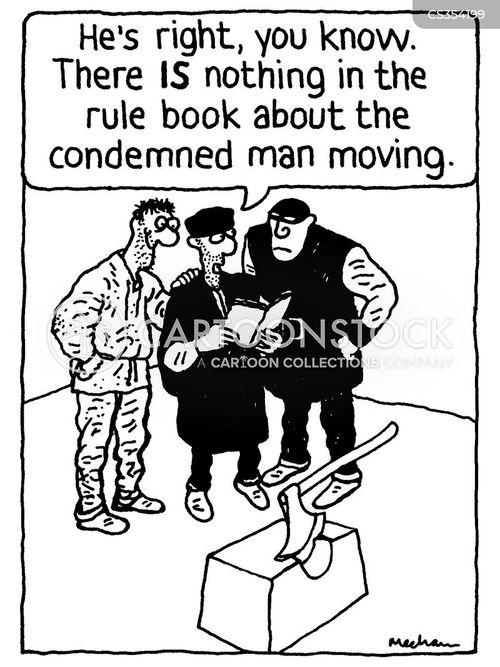 axe men cartoon