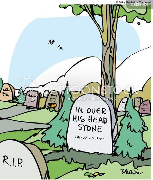 difficult life cartoon