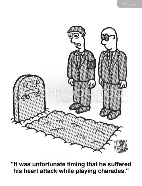 charade cartoon