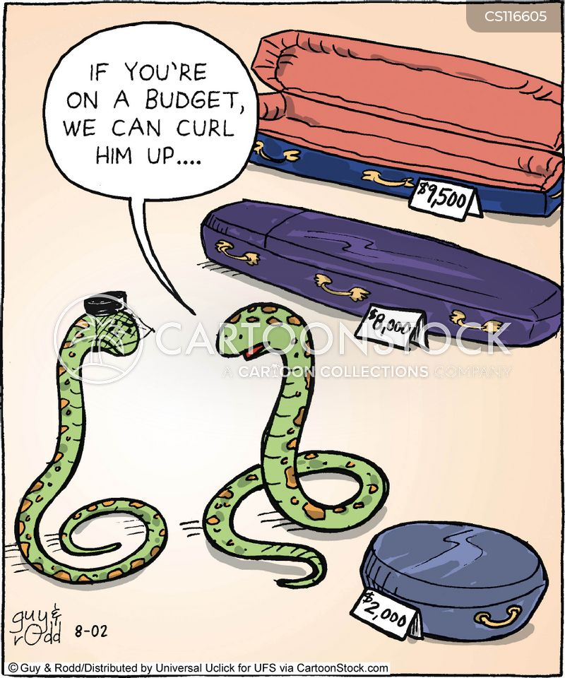 serpent cartoon