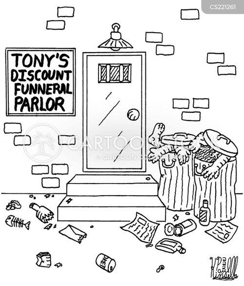 irreverence cartoon